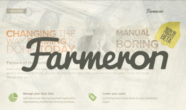 Farmeron Gets an Investment From Dave McClure's 500 Startups and Moves to Silicon Valley