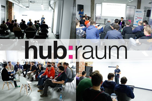 hub:raum Krakow Warp Started this Weekend: 50 Experts, 15 Startups, 8 Days of Hard Work
