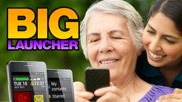 BIG Launcher Is Going Big With Its Android Launcher for Seniors and Visually Impaired Persons