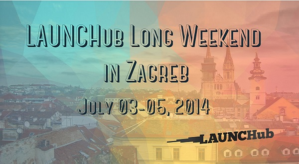 Meet The 14 Finalists For The 6th LAUNCHub Long Weekend Event In Zagreb