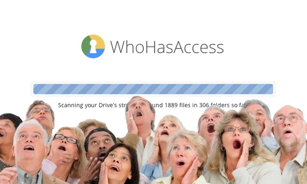 WhoHasAccess Will Shock You: Who Has Access to Your Google Drive Files?